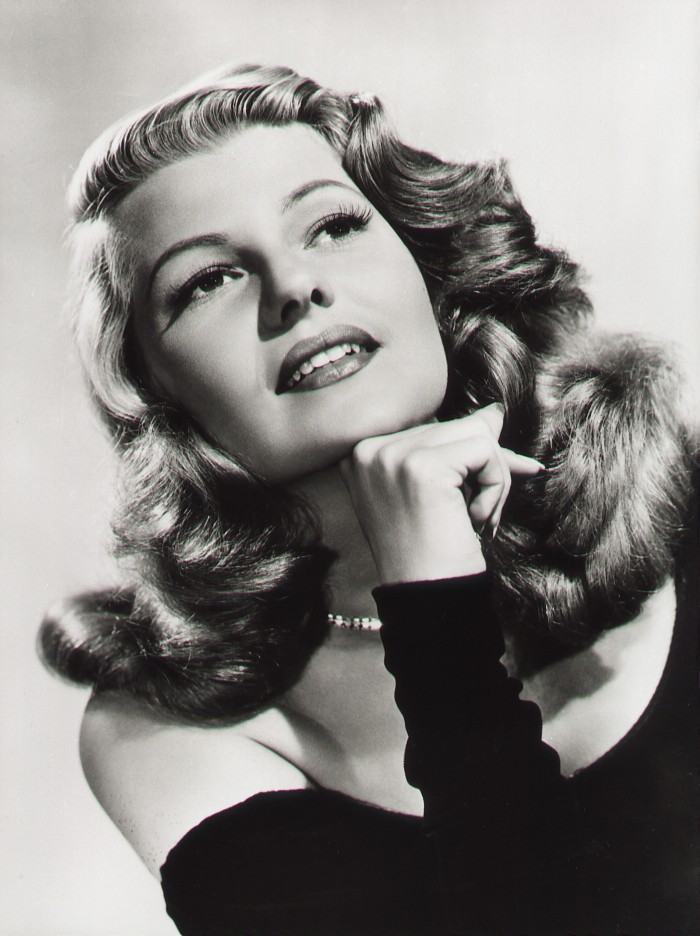 Rita Hayworth - Put the blame on Mame